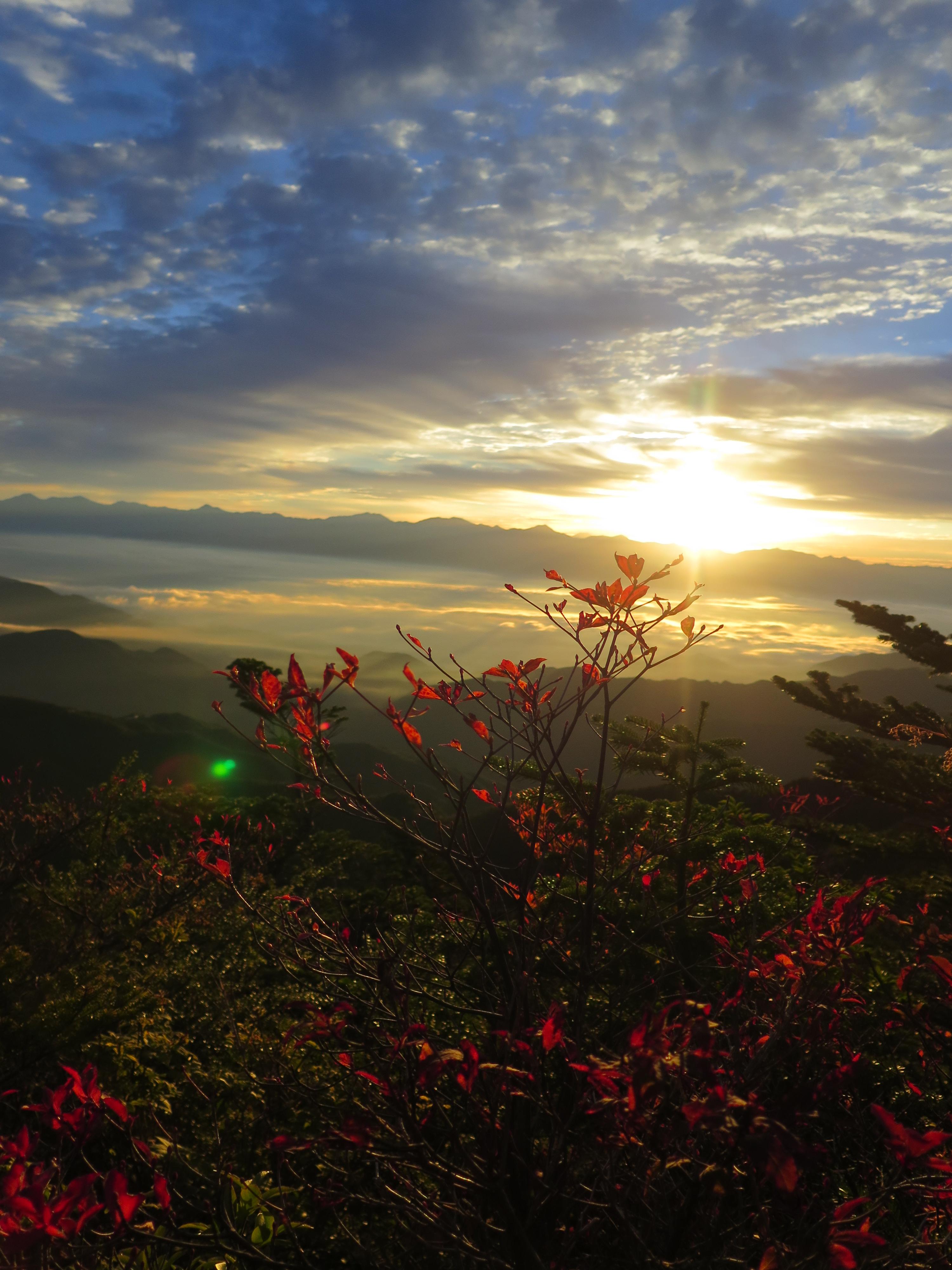 恵那山(長野県/岐阜県)にあえて泊まりで登ってみた。